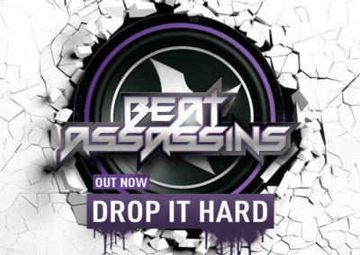 BEAT ASSASSINS – DROP IT HARD