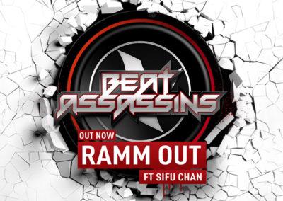 BEAT ASSASSINS – RAMM OUT ft SIFU CHAN