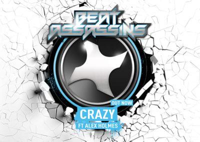 BEAT ASSASSINS – CRAZY ft ALEX HOLMES