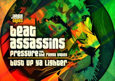 BEAT ASSASSINS – PRESSURE ft THE RAGGA TWINS