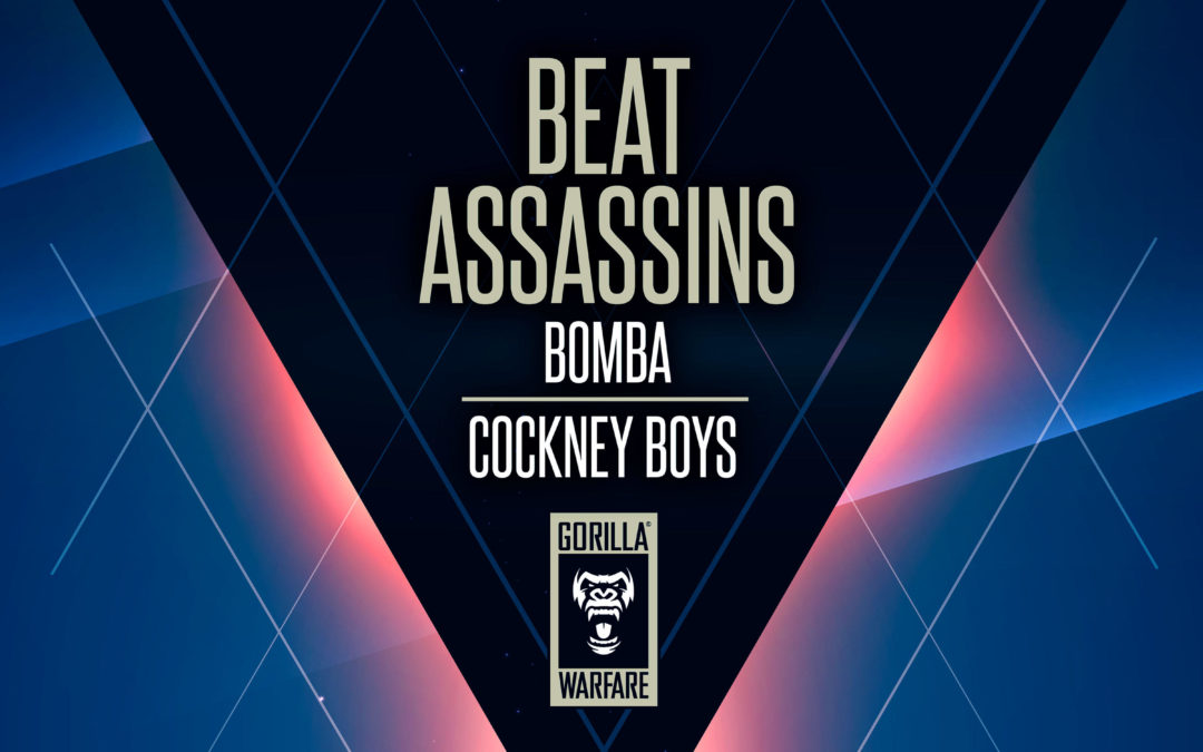 BEAT ASSASSINS – BOMBA – out now on Gorilla Warefare