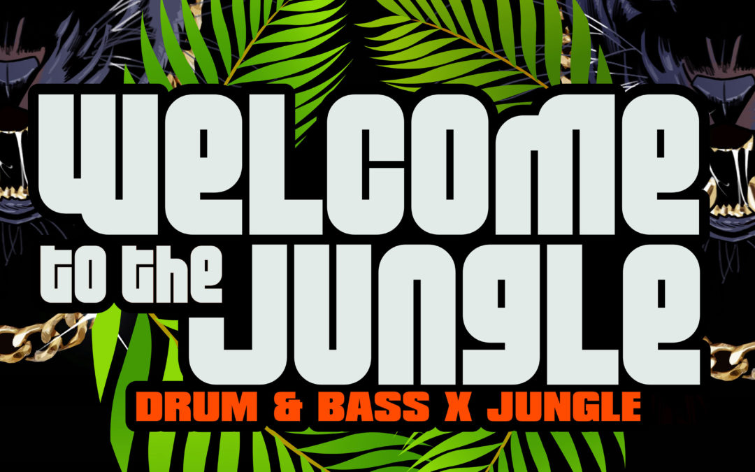 BEAT ASSASSINS – PRESSURE has been featured on the WELCOME TO THE JUNGLE COMPILATION
