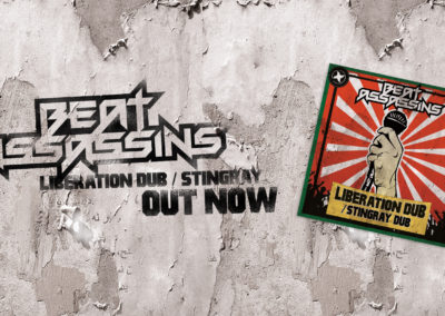 BEAT ASSASSINS – LIBERATION DUB