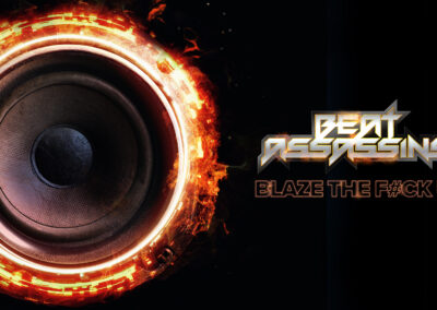 BEAT ASSASSINS – BLAZE THE F#CK UP
